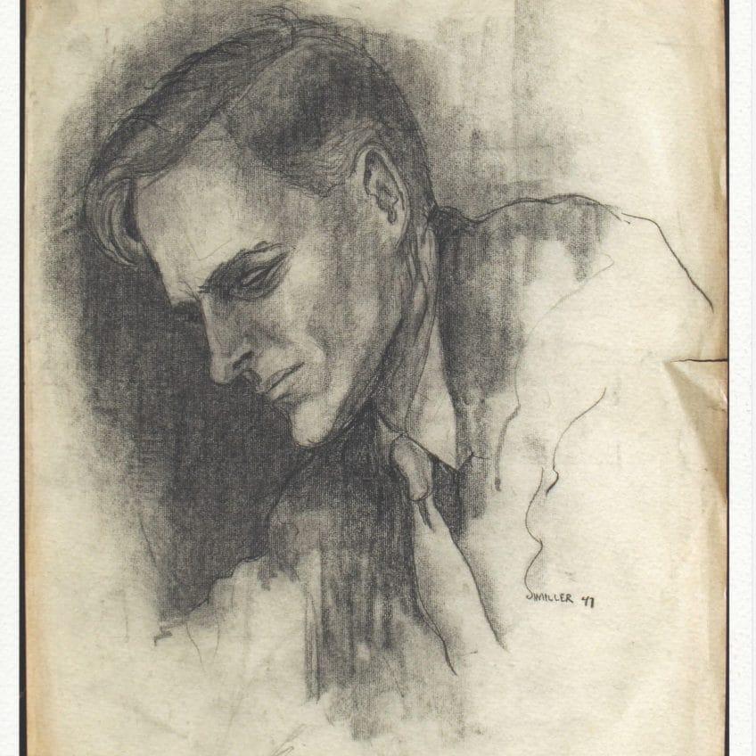 Martin Miller (artist's father)