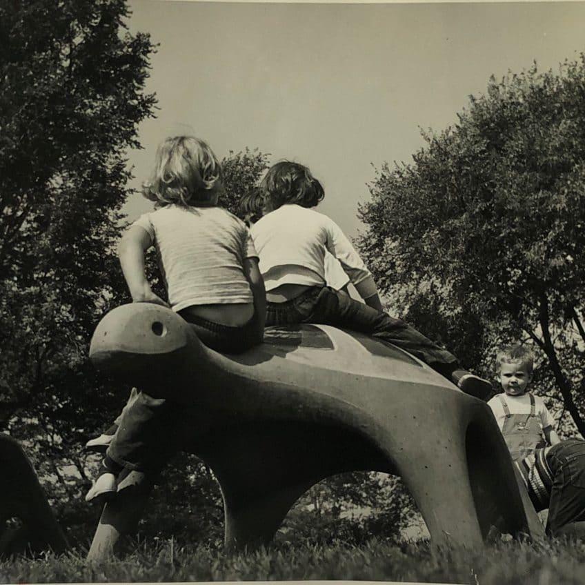 Playground Photographs – Kids Playing
